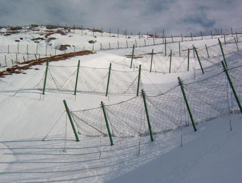 Reti da neve Pampeago